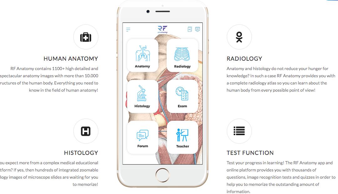 human antomy app